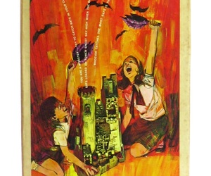 Vintage Mattel Bats in Your Belfry Dracula Castle Halloween Game NM w/Box Works, an item from the 'Halloween Party Games' hand-picked list