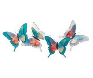 Watercolor Butterfly Wall Decor, an item from the 'Home Decor' hand-picked list