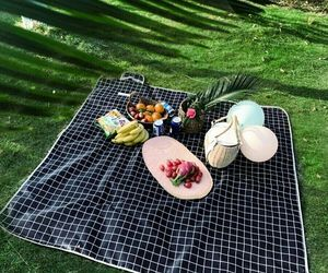 Portable Picnic Mat, Waterproof, Sandproof and Moisture Washable Picnic Blanket, an item from the ' Pic·nick·ing' hand-picked list