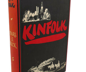 Pearl S. Buck KINFOLK  Book Club Edition, an item from the 'Community Picks: A Great Read' hand-picked list