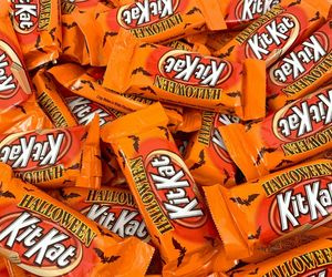 Kit Kat Orange Creme Crisp Wafers Bar, Snack Size Candy Bulk - 4 Pound Bag, an item from the 'Halloween Treats' hand-picked list