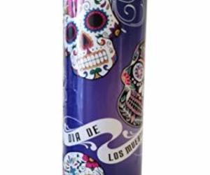 Dia de Los Muertos Devotional Candle, an item from the 'Dia de los Muertos ' hand-picked list