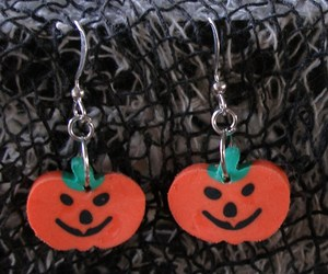 Freebie Choose 1 Pair Halloween Earrings With Any $9.99+ Halloween Item Purchase, an item from the 'Pumpkin Patch' hand-picked list