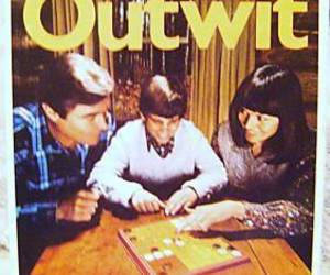 Vintage Outwit Board Game, an item from the 'Community Picks: Game On...' hand-picked list