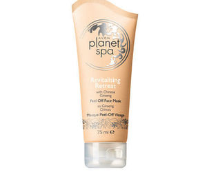 Avon Planet Spa Chinese Ginseng Revitalising Face Mask 75 ml New, an item from the 'Girls Night In' hand-picked list