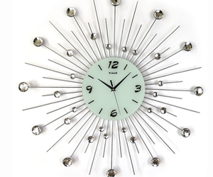 Wall Clocks Modern Design Decorative Clock Kitchen Contemporary Office New c27-2, an item from the 'Time to Think of Those New Year Resolutions' hand-picked list