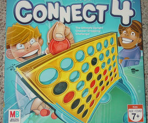 CONNECT 4 GAME 2006 VERTICAL CHECKERS GAME MILTON BRADLEY COMPLETE EXCELLENT, an item from the 'Games People Play' hand-picked list