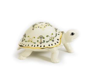 "Lenox Jewels of Light Turtle Sculpture with COA, an item from the 'ڰۣڿ☸""YOU`RE A SLOW BOKE"".ڰۣڿ☸' hand-picked list"