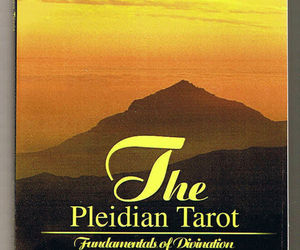 THE PLEIDIAN TAROT Fundamentals of Divination by Adam D'Amato - book, an item from the 'Tarot Time' hand-picked list