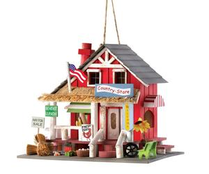 #10014258 *Wood Country Store Bird House*, an item from the 'Birds of a Feather....' hand-picked list