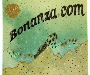 """Green Mountain"" Bonanza Sticker, an item from the 'Bonanza Swag' hand-picked list"