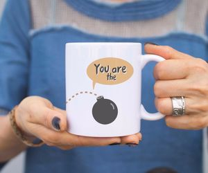 Mom You Are The Bomb Cute Ceramic Mug Mother's Day Gifts Funny Gift for Mommy, an item from the 'Mugs for Moms' hand-picked list