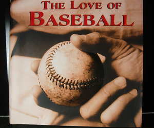 For the Love of Baseball Book Great gift for men Sports fan Groomsman gift dads , an item from the 'Community Picks: A Great Read' hand-picked list