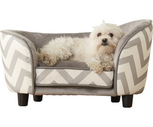 Pet Bed Sofa Small Dog Cat Supplies Products Play Sleep Accessories Furniture , an item from the 'Community Picks: Pets are for Pampering' hand-picked list
