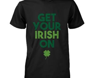 Get Your Irish On Clovers St Patricks Day Shirt Saint Patrick's Day Men's Tees, an item from the 'St. Patrick's Day' hand-picked list