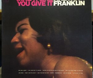 Aretha Franklin Take It Like You Give It vinyl record [Vinyl] Aretha Franklin, an item from the 'Record Store Day' hand-picked list