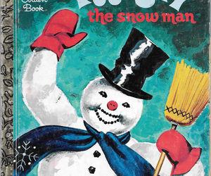 FROSTY THE SNOWMAN (1978) Little Golden Book EXCELLENT!, an item from the 'Santas & Snowmen' hand-picked list