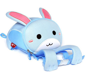 2-5 years old cartoon rabbit children small size anti lost waterproof backpack, an item from the 'It's in the Bag - Backpacks' hand-picked list