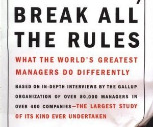 First, Break All the Rules: What the World's Greatest Managers Do Differently Bu, an item from the 'Safe For Work' hand-picked list