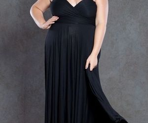SWAK Designs Sexy Black Eternity Wrap Maxi Dress, Versatile Party Festive Fun, an item from the 'Time For A Change...' hand-picked list