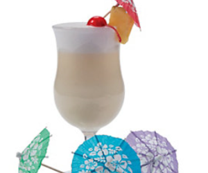 144 pc - Parasol Picks - #WS9/149, an item from the 'Summer Party' hand-picked list
