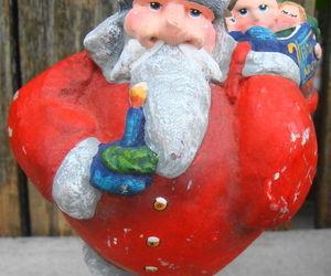 Santa w Bag Toys Christmas Ornament, an item from the 'Santas & Snowmen' hand-picked list