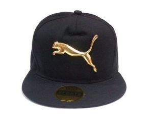 Silver Puma Tiger Men Women Baseball Blue Cap Snapback Hat Hip-Hop Cap, an item from the 'Awesome Baseball Hats' hand-picked list