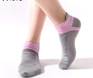 Yoga Socks Anti-SlipSoft Fitness Breathe Seamless Toe Closure, an item from the 'Fitness Focus' hand-picked list