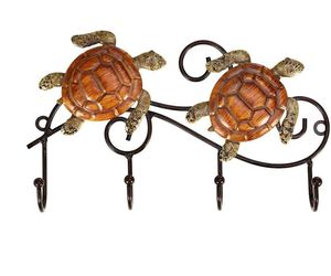 "Metal Turtle Wall Hook, an item from the 'ڰۣڿ☸""YOU`RE A SLOW BOKE"".ڰۣڿ☸' hand-picked list"