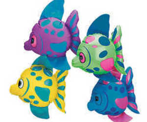 Fun Express Mini Inflatable Fish (1 Dozen), an item from the 'Community Picks: Pool Party' hand-picked list