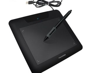 "Digital Graphic Tablets Usb Interface Professional Drawing Animation Pen Pad 8"", an item from the 'Go Go Gadgets' hand-picked list"
