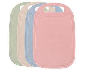 Unbreakable Eco Biodegradable Wheat Straw Cutting Board BPA Free, Juice Grooves,, an item from the 'Go Green' hand-picked list