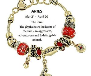 Beautiful Goldtone Zodiac Aries Astrology/Horoscope Theme (Aries- March 21-April, an item from the 'Zodiac Shrine' hand-picked list
