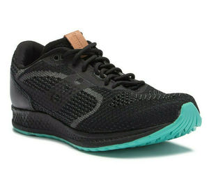 Saucony Shadow 5000 EVR Men's Shoe Black, Size 7.5 M, an item from the 'Shoes for Dudes' hand-picked list