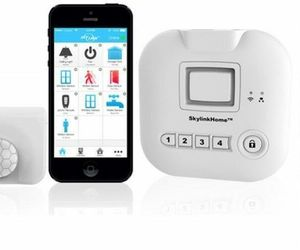 SkyLink Smart Home Alarm System Starter Kit Wireless Programmable Remote Control, an item from the 'Smart Home and WiFi' hand-picked list