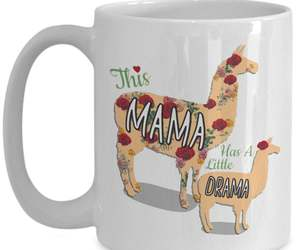 Mother's Day Mama Llama Coffee Mug, an item from the 'Mugs for Moms' hand-picked list
