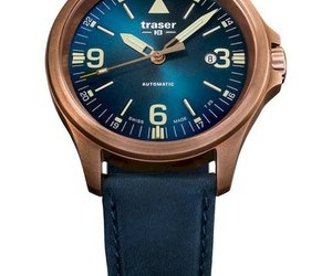 Traser H3 Menswatch  108074 automatic, an item from the 'Rock Around the Clock' hand-picked list