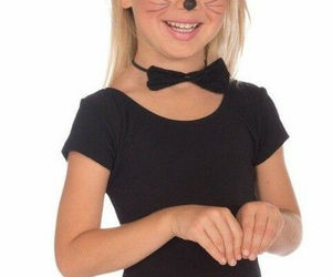 CHILD SIZE PLUSH MOUSE SET EARS BOW TIE TAIL KIDS HALLOWEEN COSTUME ACCESSORY, an item from the 'Kids Halloween Costumes' hand-picked list