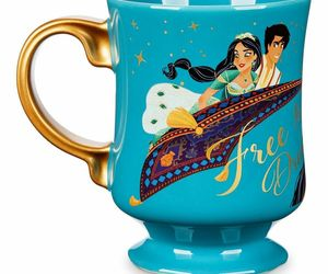Disney Store  Aladdin Jasmine Mug  Live Action Film 2019 New, an item from the 'A Story-Book Romance...' hand-picked list