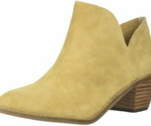 Kelsi Dagger Brooklyn Women's Kenmare Ankle Bootie 9.5 Sienna, an item from the 'Cute Booties' hand-picked list