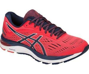 Asics Men's Gel-Cumulus 20 Running Shoes NEW AUTHENTIC Red/Navy 1011A008-600, an item from the 'Mens Shoes' hand-picked list