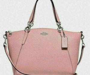 Nuevo Coach 28993 Pequeño Kelsey Piedra Cuero Bolso Satchel Clavel, an item from the 'Handbags for Her' hand-picked list
