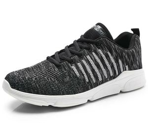 Men Running Shoes Breathable Outdoor Non-Slip Comfortable Mesh Athletic Sneakers, an item from the 'Shoes for Dudes' hand-picked list