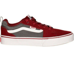 MEN'S VANS FILMORE VN0A3MTJT2M (SUEDE CANVAS) RED DS BRAND NEW, an item from the 'Shoes for Dudes' hand-picked list