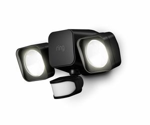 Introducing Ring Smart Lighting -  Floodlight Battery - Black, an item from the 'Smart Home and WiFi' hand-picked list