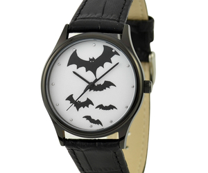 Halloween Watch BAT Free Shipping Worldwide, an item from the 'Cute Bats and Black Cats' hand-picked list