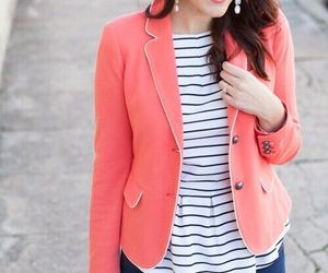 Gap Women's Size 18 The Academy Blazer Jacket Pique Fire Coral, an item from the 'Fearless & Fashion Forward' hand-picked list