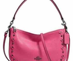 ❤️ COACH Chelsea 37711 Crossbody  in Floral Rivets hobo bag satchel NEW sutton, an item from the 'Handbags for Her' hand-picked list
