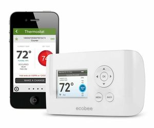 ecobee EB-EMSSI-01 Smart Thermostat- Wireless Commercial (EBEMSSI01), an item from the 'Smart Home and WiFi' hand-picked list