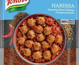 Knorr Taste of Morocco Harissa Seasoning Blend 5 bags x 48g each Canada , an item from the 'Community Picks: Hot and spicy with Harissa ' hand-picked list